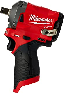 Milwaukee M12 FIWF12-0 Fuel 1/2in Impact Wrench 12V Bare Unit