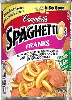 Best spaghetti o's hot dog Reviews