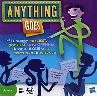 Hasbro - Anything Goes - Board Game