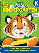 Get Ready for Kindergarten K Ages 5-6