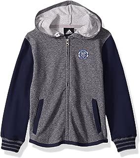 MLS Youth Boys Full Zip Hoodie