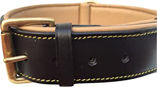 leather collars big dogs