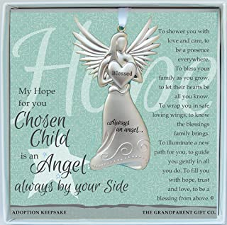 Always an Angel Adoption Baby or Child Keepsake Gift/Ornament