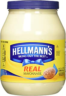 Hellmann's Mayonnaise, Real, 64 oz.
