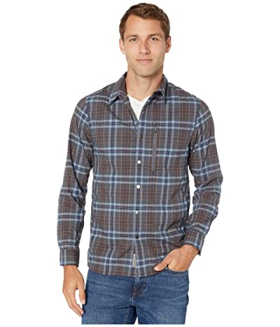 Royal Robbins Thermotech Ren Plaid Long Sleeve (Falcon) Men