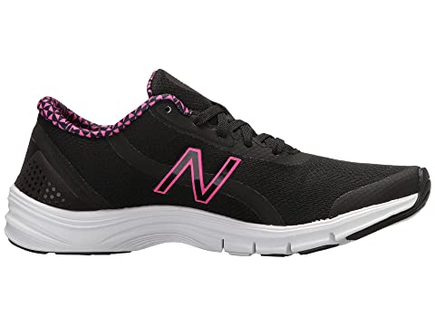 Balance Rosa New Glo Negro WX711v3 7zxwtdaq