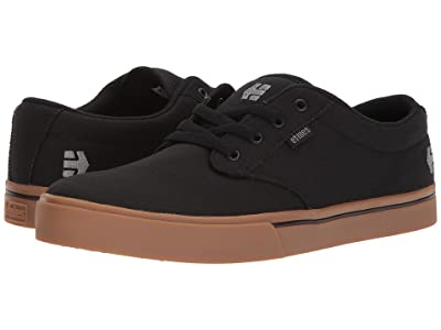 etnies Jameson 2 Eco (Black/Gum/Silver) Men