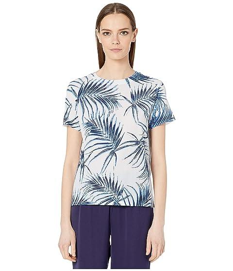 Sportmax Cadine Cotton Printed T-Shirt