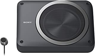 $298 » Sony XS-AW8 8-Inch Powered Under Seat Sub woofer with Wired Remote Control (XSAW8)