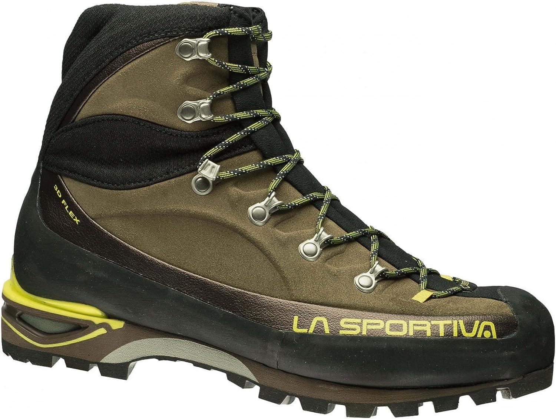 La Sportiva Unisex-Erwachsene Trango Alp Evo GTX Taupe braun Trekking-& Wanderstiefel
