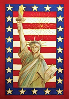 Best lady liberty flag Reviews