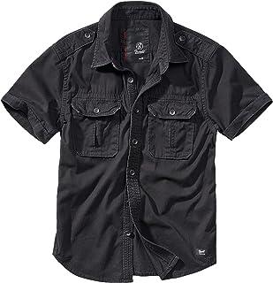 """Brandit Denim Denim 169 Camicia da uomo di jeans /""""Riley/"""" Grigio XXL"""