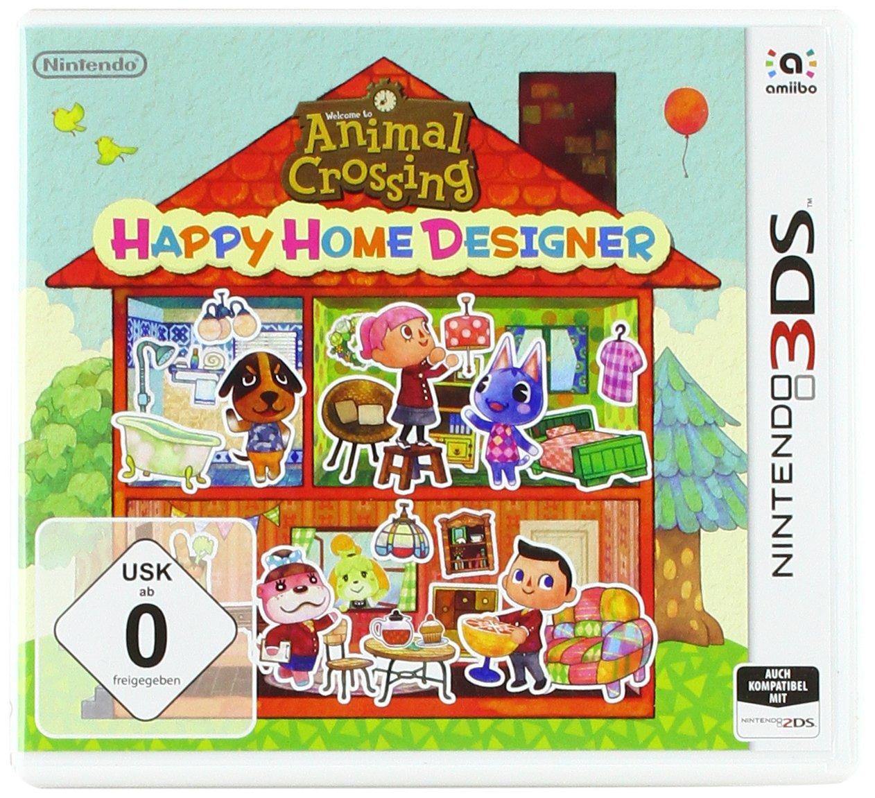Animal Crossing Happy Home Designer   [Nintendo 20DS]