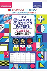 Oswaal CBSE Sample Question Paper Class 12 Chemistry Book (For Term I Nov-Dec 2021 Exam) Kindle Edition
