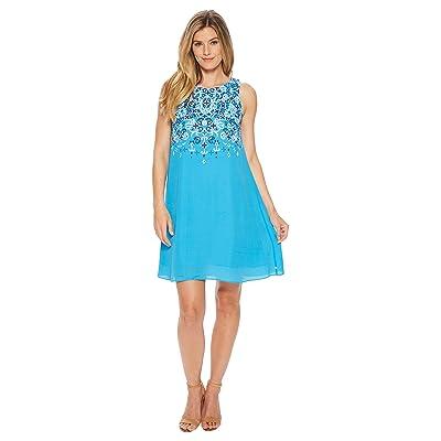 Hatley Viola Dress (Ocean Celestia) Women