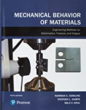 Best mechanical behavior of materials 5th edition Reviews