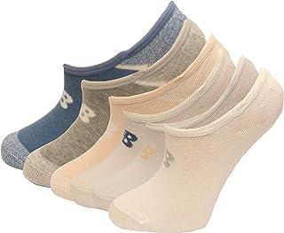 No Show Liner Socks, 6 Pair