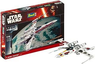 Revell- Star Wars X-Wing Fighter, Kit modeles. Escala 1:112 (03601)