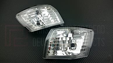 P2M Nissan S14 1997-98 240SX Clear Front Corner Lights P2-NS1497FCL01-JY