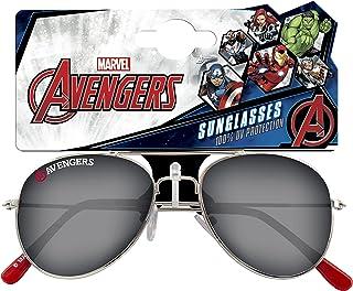 AFB - Gafas de sol de aviador Marvel Avengers
