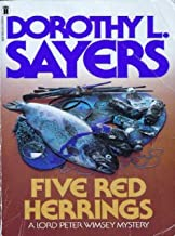 The Five Red Herrings [Suspicious Characters] With Classic Original Illustration ( new ed Education ) (English Edition)