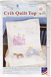 Jack Dempsey Needle Art 4060908 Once Upon a Time Baby Embroidery, 40
