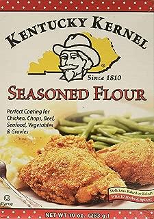 Renwood Mills Kentucky Kernel Seasoned Flour, 10 Ounce (Pack of 6)