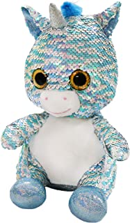 sequin plush toy