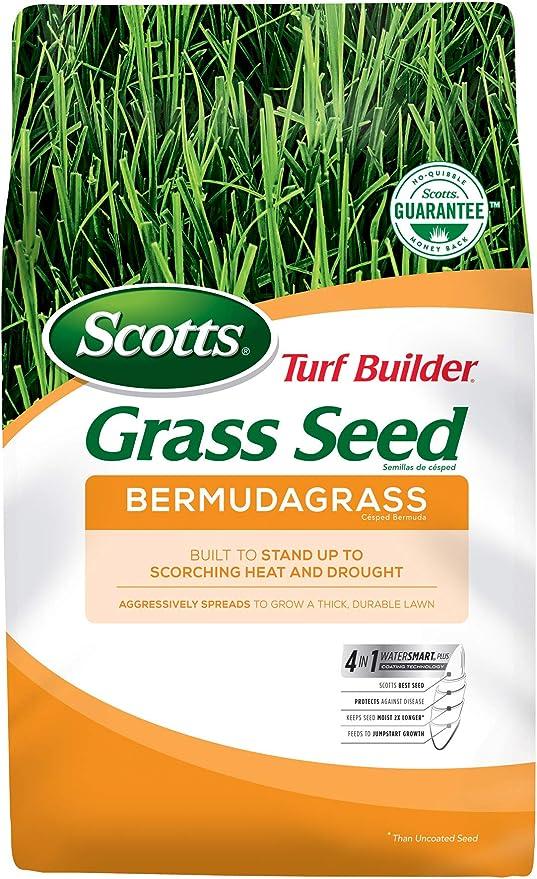 Scotts Turf Builder Grass Seed Bermudagrass