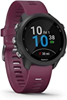 Garmin Forerunner 245 – GPS-löparklocka med individuella träningsplaner, speciella löpfunktioner och detaljerad...