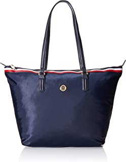 Tommy Hilfiger Poppy Tote Corp, SACS Femme, Taille unique