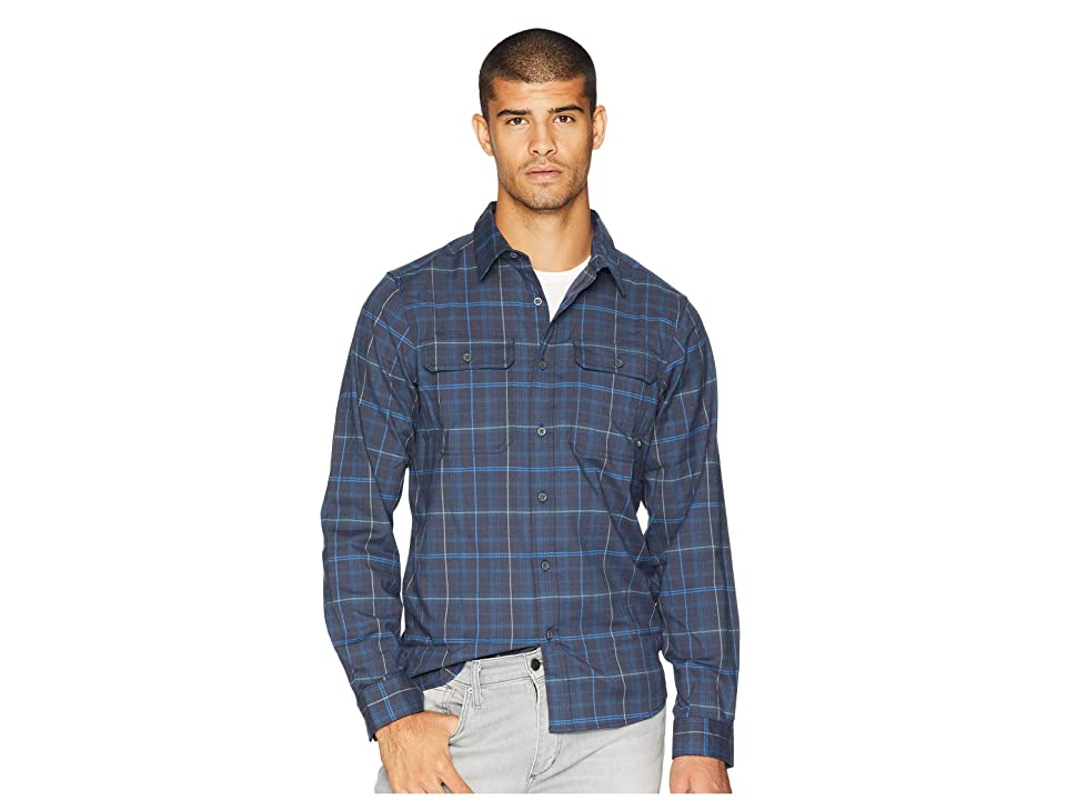 Mountain Hardwear Stretchstone Long Sleeve Shirt (Dark Zinc) Men