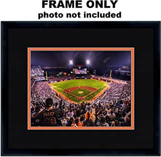 8x10 Photo Frame - with San Francisco Giants Colors Double Mat