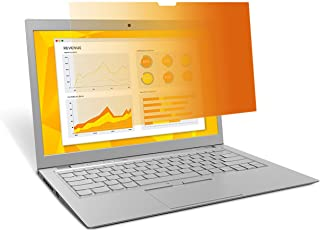 """3M Gold Privacy Filter for 14.0"""" Widescreen Laptop (16:9 Aspect Ratio) GF140W9B"""