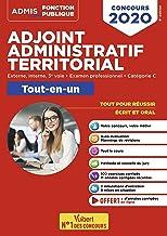 Livres Concours Adjoint administratif territorial - Catégorie C - Tout-en-un - Concours externe, interne, 3e voie, examen professionnel 2020 PDF