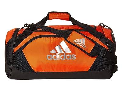 adidas Team Issue II Medium Duffel (Orange) Duffel Bags