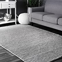 Wool Gray Area Rugs