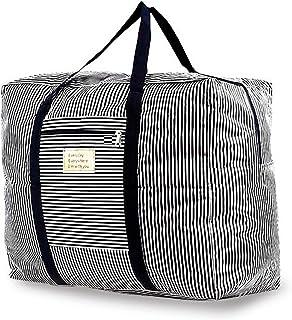 H&R 防水オックスフォード布旅行収納バッグトラベルバッグ折りたたみ ボストンバッグ キャリーバッグ スーツケースに通せる 大容量 旅行 バッグ 防水 3サイズ