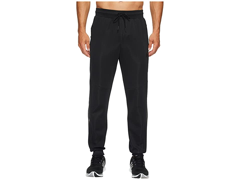 New Balance 247 Sport Track Pants (Black) Men