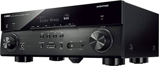 Yamaha AVENTAGE Audio & Video Component Receiver,Black (RX-A670BL)