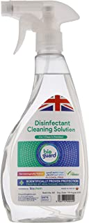 Bioguard Triggers Spray Alcohol-Free Non-Toxic Multipurpose Disinfectant Cleaning Solution- 500 ml