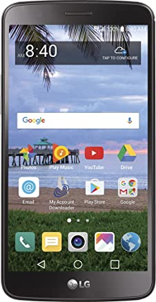 Simple Mobile LG Stylo 3 4G LTE Prepaid Smartphone