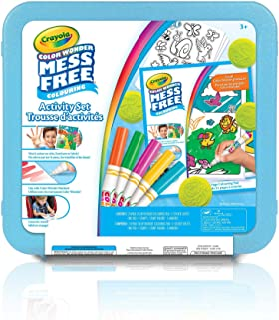 04d351bdc Crayola Color Wonder Mess Free Art Kit, Mess Free Colouring, Washable, No  Mess