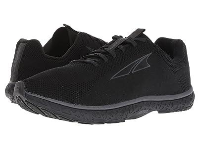 Altra Footwear Escalante 1.5 (Black/Black) Women