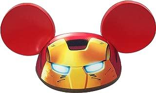 Disney Park Marvel Iron Man Mickey Mouse Ears Hat NEW