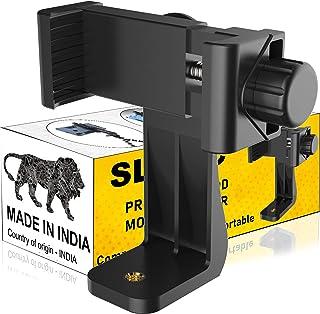 SLOVIC® Tripod Mount Adapter| Tripod Mobile Holder|Tripod Phone Mount(Made in India)| Smartphone Clip Clipper 360 Degree f...