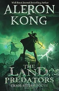 The Land: Predators: A LitRPG Saga (Chaos Seeds Book 7) (English Edition)