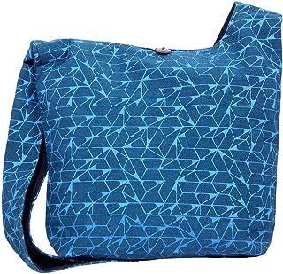 Vishes Damen Herren Umhängetasche Schultertasche - Tasche zum Umhängen für die Schulter