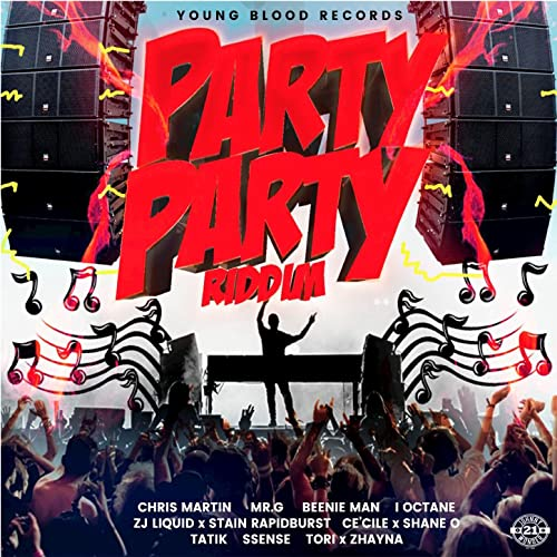 Party Party Riddim [Explicit] by Various artists on Amazon