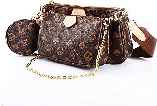 FAHIMEH Umhängetasche Damen kleine,Crossbody Bag Damen, Damen Schultertasche Handtasche Kleine Damen Fashion Gifts für Fra...